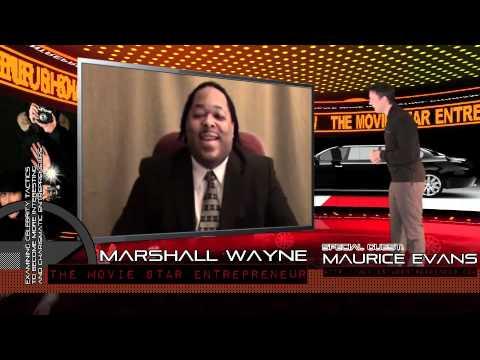 The Movie Star Entrepreneur Interviews Maurice W. Evans