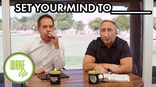 Set Your Mind To ____________ - WakeUP Daily Bible Study - 10-08-19