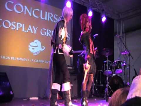 Actuación express Soul Calibur IV Murcia seRemanga IV 2012