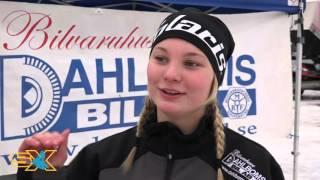 Ellen Bäcke vinnare av Damer Stock SM 1