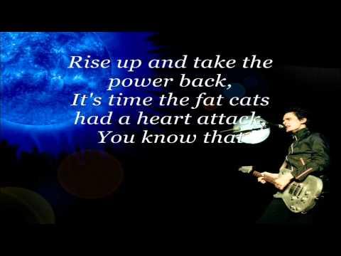Muse - Uprising Karaoke [Instrumental with lyrics] HD!