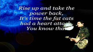 Muse - Uprising Karaoke [Instrumental with lyrics] HD!
