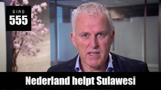 Peter R.  de Vries - Nederland helpt Sulawesi