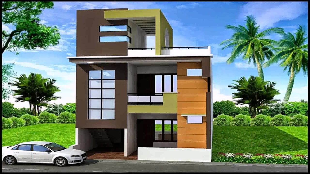 20x30 House Plans 3d Youtube
