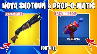 FORTNITE-NEW SHOTGUN, CLONE WEAPON and RARE SKINS COMING BACK?