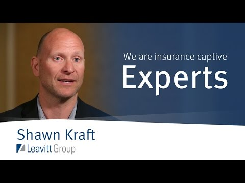 We are experts in creating insurance captives