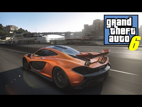GTA 6 Report: Grand Theft Auto 6 In Virtual Reality? - Rockstar News / Update