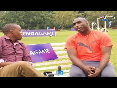Sol Campbell talks to Top Sport