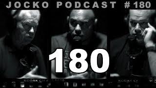 "Jocko Podcast 180 w/ John Stryker Meyer: Covert Lessons from ""Across The Fence."""