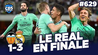 Valence vs Real Madrid (1-3) / Paris SG vs Saint-Etienne (6-1) - Débrief / Replay #629