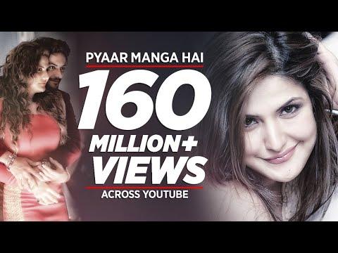 PYAAR MANGA HAI Video Song   Zareen Khan,Ali Fazal   Armaan Malik, Neeti Mohan    Latest Hindi Song