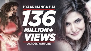 Download Video PYAAR MANGA HAI Video Song | Zareen Khan,Ali Fazal | Armaan Malik, Neeti Mohan  | Latest Hindi Song MP3 3GP MP4