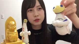2018年01月26日 永野 芹佳 showroom AKB48 チーム8.