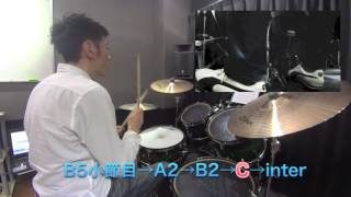 ドラム譜専門販売サイト「ドラスコ」がお届けするドラスコTV(仮) ドラス...