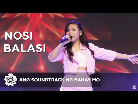 Lie - Nosi Balasi  Ang Soundtrack ng Bahay Mo