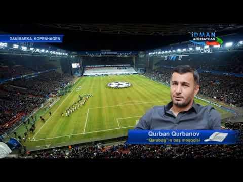 Qurban Qurbanov Qarabağ FK-nın tarixi nəticəsini belə şərh etdi.