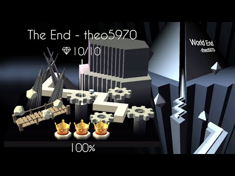 Dancing Line - The End (Theo5970) [OFFICIAL]