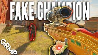 Fake Champion | Rainbow Six Siege Shifting Tides