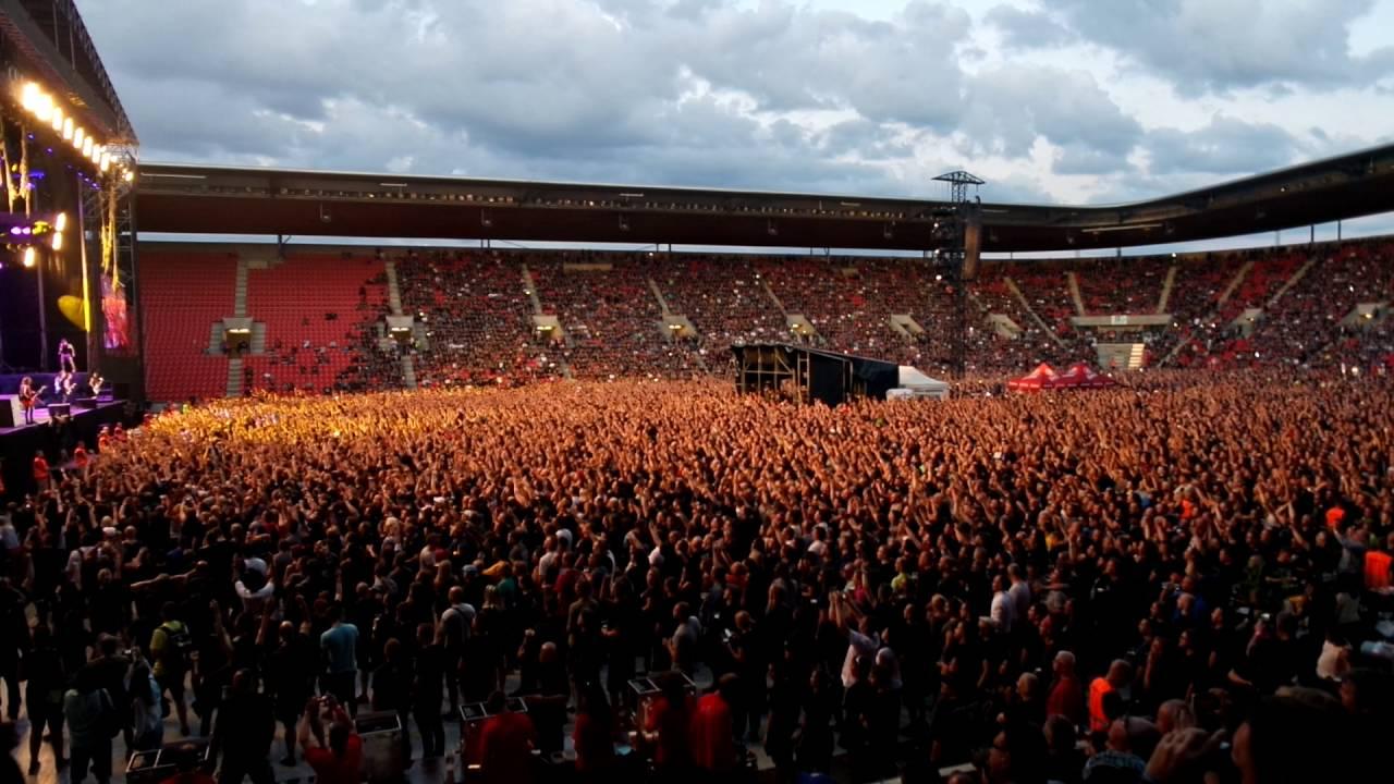 Iron Maiden Prag