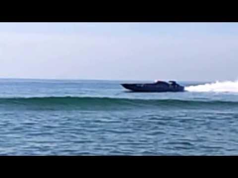 Mediterranean offshore grand prix qualify session