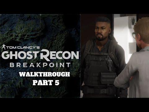 GHOST RECON BREAKPOINT WALKTHROUGH PART 5