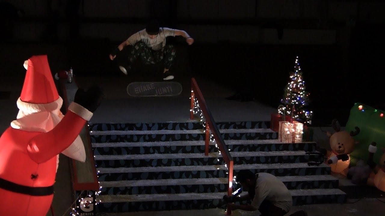 Chaz Ortiz MAJER Christmas 2012