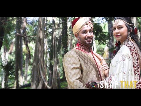 Kushal & Prisantha's Wedding Highlights