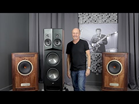 Polk Audio Legend L800 Loudspeaker Review! Is Upscale Audio's Kevin Deal Related to Tekashi 6ix9ine?