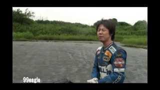 Buell レーシングライダー小池公貴さんにご協力していただき、バーンナ...