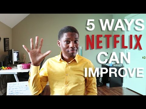 5 Ways to Improve the Netflix Business Model and Strategy