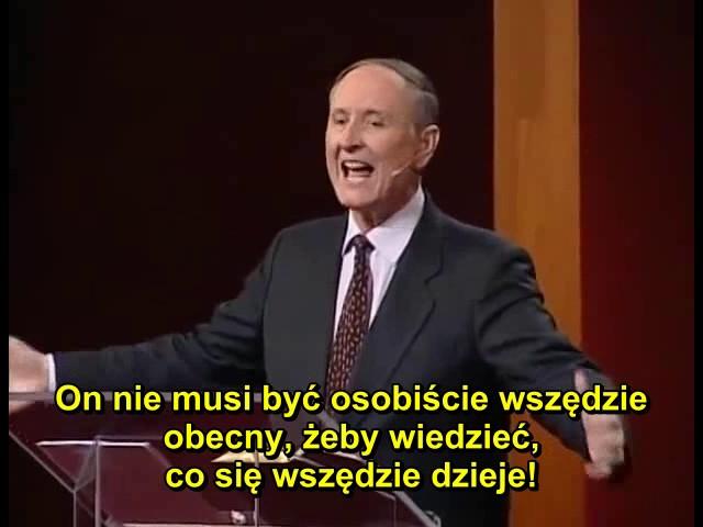 Stephen Bohr - 04. Wszechobecność Boga, część 2 (NAPISY PL) - Trzy osoby Bóstwa