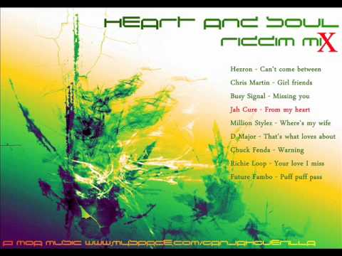 Heart And Soul Riddim Mix [November 2011] [Notice Production]