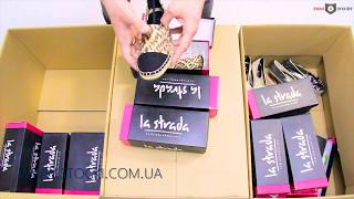 Эспадрильи женская обувь оптом La strada(, 2017-05-08T14:28:45.000Z)