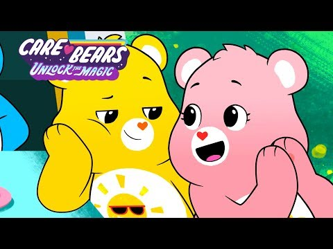 Care Bears Unlock The Magic | Love-a-Lot Visits The Care Bears!