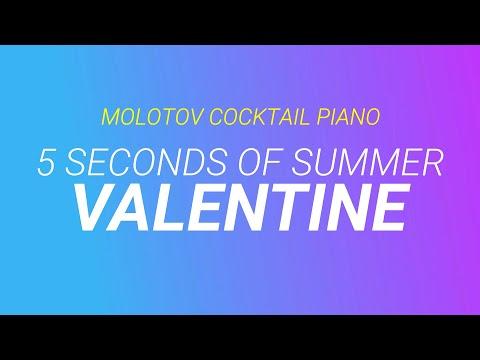 Download 5 Seconds Of Summer Valentine Karaoke Instrumental