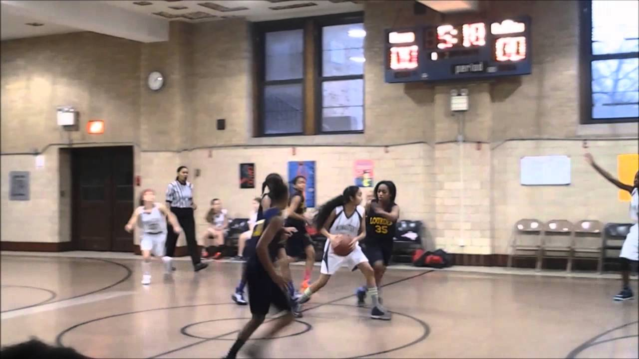 Briana Blair Basketball Highlights