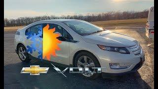 Настройка климат-контроля Chevrolet Volt