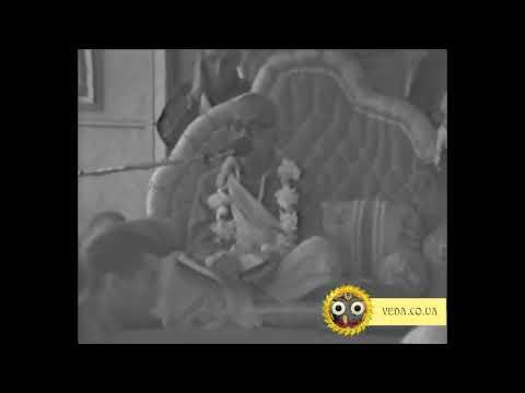 Шримад Бхагаватам 1.8.28 - Шрила Прабхупада