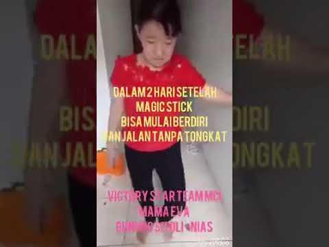 MCI Indonesia Syaraf Kejepit Therapy Dengan Magic Stick