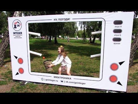 Интерактивная игра Ну, погоди! на Arduino - школа технического творчества INTEGER