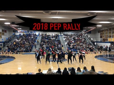2018 Pep Rally Dance - Shadow Mountain High School