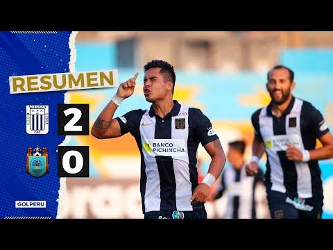 Alianza Lima Binacional Goals And Highlights
