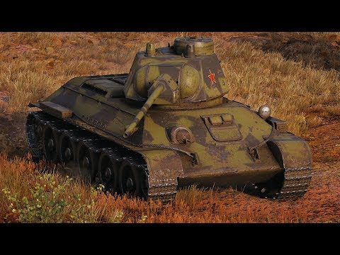 World Of Tanks T-34 - 10 Kills 3,1K Damage