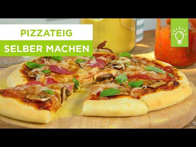 So Gehts Pizzateig Selber Machen Hellofresh Blog