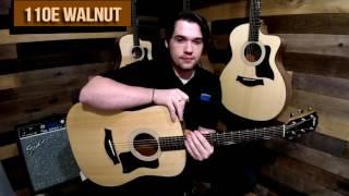 Taylor 110e Walnut