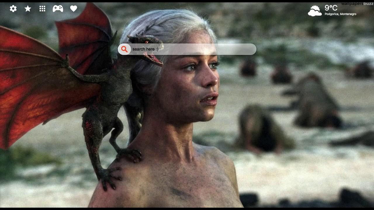 Daenerys Targaryen Khaleesi Wallpapers And Backgrounds