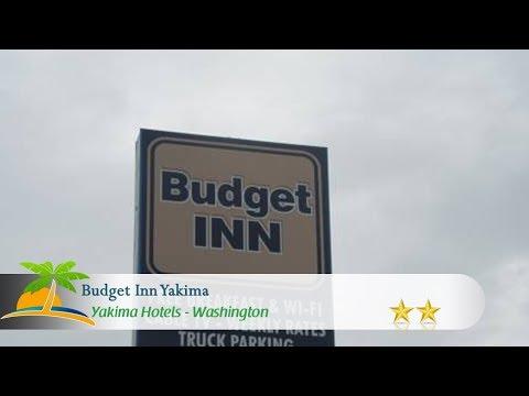 Budget Inn Yakima - Yakima Hotels, Washington