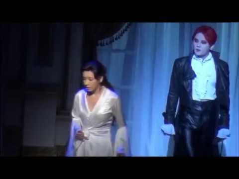 (ENGLISH SUBTITLES) Mina's Seduction   Kim Junsu   Dracula, the Musical
