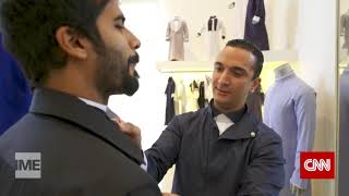 FASHION A BLOCK BUGGED HATEM ALAKEEL