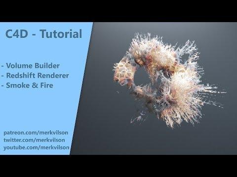 C4D Volume Builder - Tutorial Preview